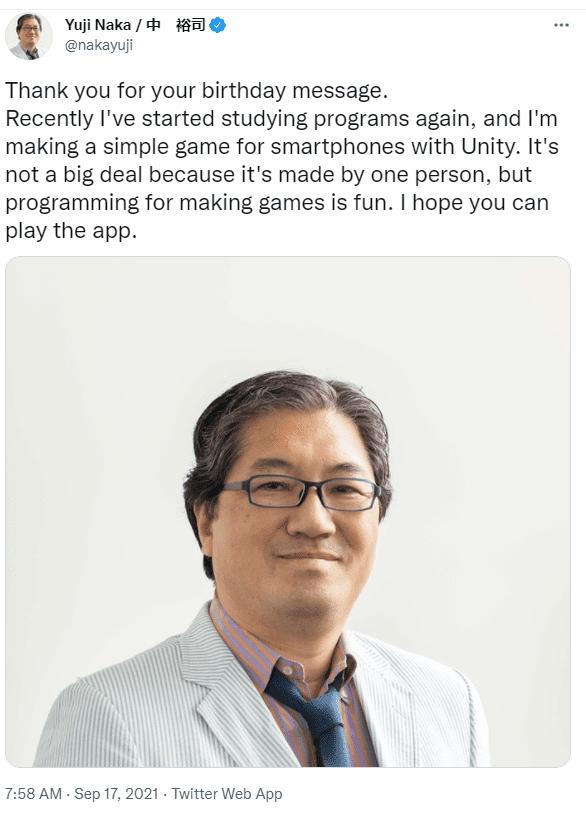 Sonic: Yuji Naka volta a indústria dos games