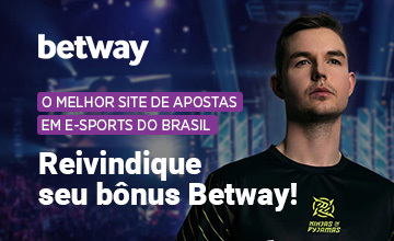 Betway - COMECE JÁ!