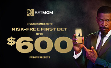 BetMGM - Get your Risk-Free bet now!